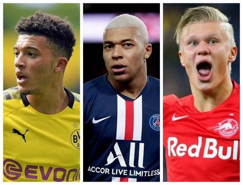 10 بازیکن برتر فوتبال اروپا