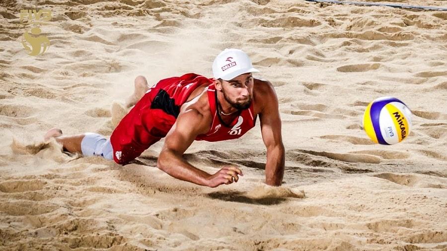 شرط بندی در بازی والیبال ساحلی چگونه است؟