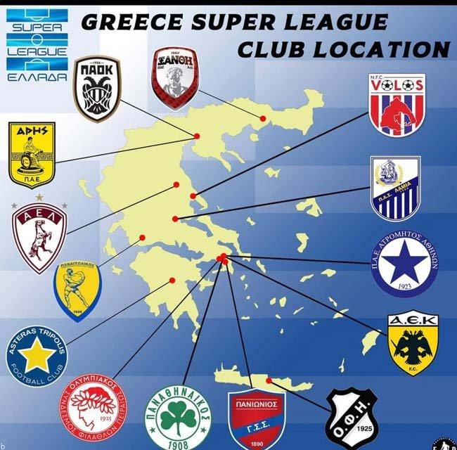 نحوه پیش بینی فوتبال لیگ برتر یونان بهمراه ترفند برد و تضمین 100%