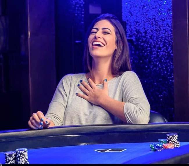 سن ویوین سالیبا vivian saliba کیست؟ | بیوگرافی زیباترین و پولساز ترین پوکر باز زن دنیا (+عکس)