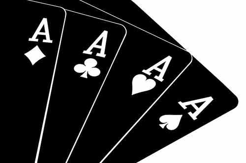 آموزش بازی چهار آس شرطی Four Aces