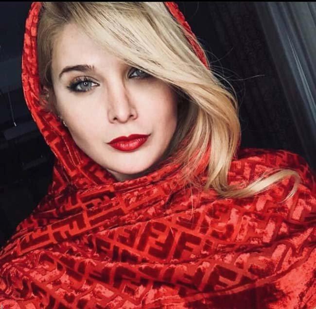 بیوگرافی شبنم مولوی مدلینگ و بلاگر جذاب ایرانی + عکس های شبنم مولوی (18+)