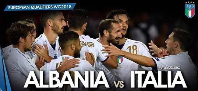 فرم پیش بینی بازی ملی ایتالیا و لیتوانی مقدماتی جام جهانی 2022