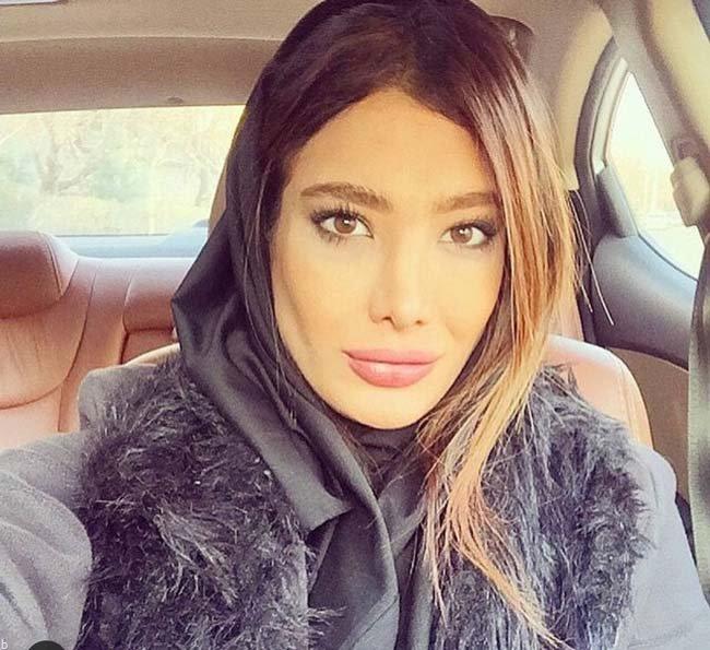 بیوگرافی دانا نیک مدل خوش اندام ایرانی + عکس های داغ دانا نیک (18+)