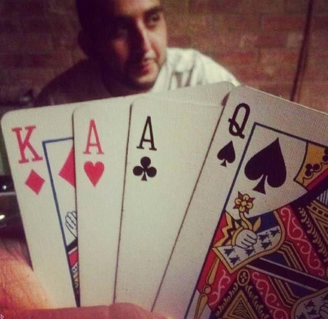 آموزش پوکر 5 کارتی و ایجاد درآمد 50 میلیون در یک هفته + قوانین و ترفند های لازم
