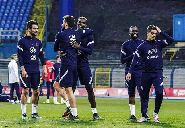فرم پیش بینی بازی ملی فرانسه و بوسنی هرزگوین مقدماتی جام جهانی 2022